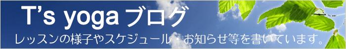 ティーズヨガブログ